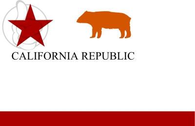 Bandera República de California