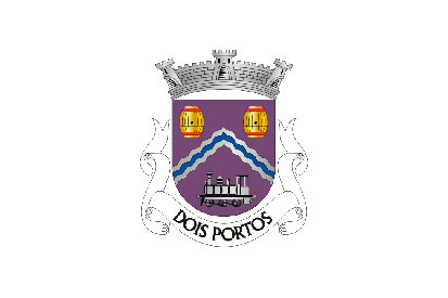 Bandera Dois Portos