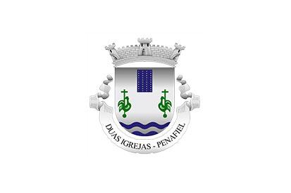 Bandera Duas Igrejas (Penafiel)