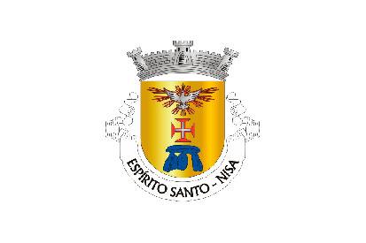 Bandera Espírito Santo (Nisa)