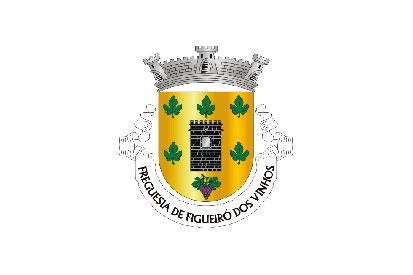 Bandera Figueiró dos Vinhos (freguesia)