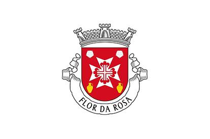 Bandera Flor da Rosa