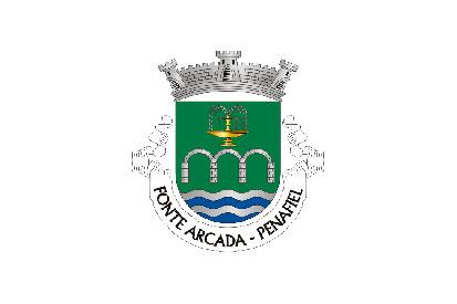 Bandera Fonte Arcada (Penafiel)