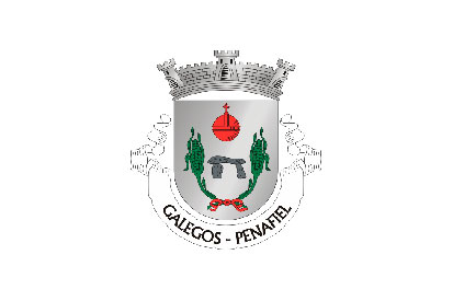 Bandera Galegos (Penafiel)