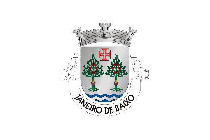 Bandera Janeiro de Baixo