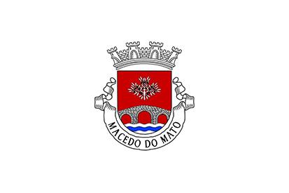 Bandera Macedo do Mato