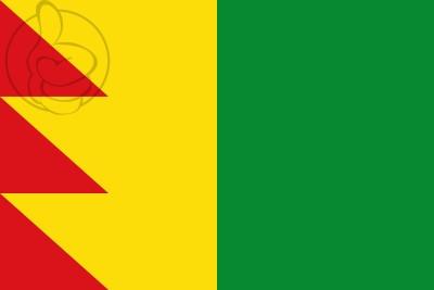 Bandera Villanueva de San Juan
