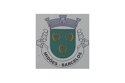 Bandera Midões (Barcelos)