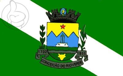 Bandera Conceição do Rio Verde