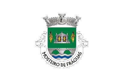 Bandera Mosteiro de Fráguas