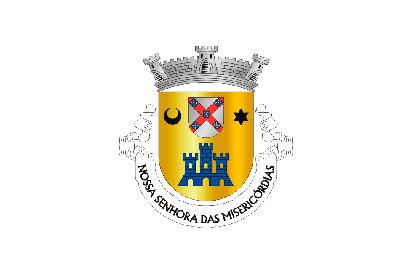 Bandera Nossa Senhora das Misericórdias