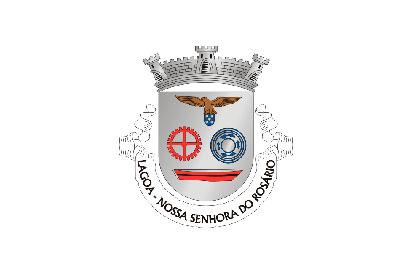 Bandera Nossa Senhora do Rosário (Lagoa)