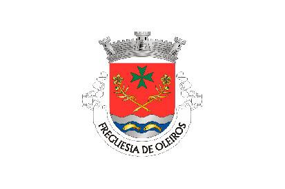 Bandera Oleiros (freguesia)