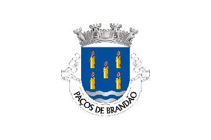 Bandera Paços de Brandão