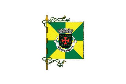 Bandera Paços de Ferreira (freguesia)