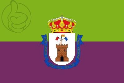 Bandera Mancha Real