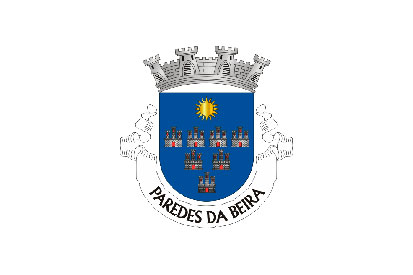 Bandera Paredes da Beira