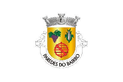 Bandera Paredes do Bairro