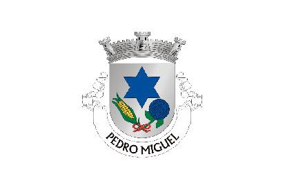 Bandera Pedro Miguel