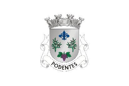 Bandera Podentes
