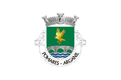 Drapeau Pomares (Arganil)
