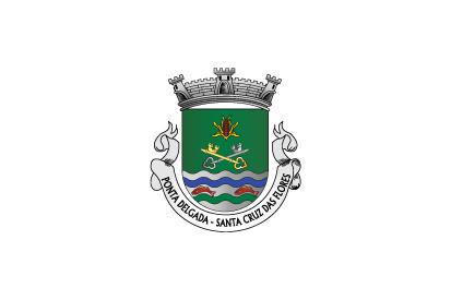 Bandera Ponta Delgada (Santa Cruz das Flores)