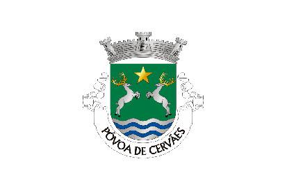 Bandera Póvoa de Cervães