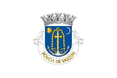 Bandera Póvoa de Varzim (freguesia)