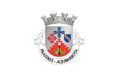 Bandera Prazeres de Aljubarrota