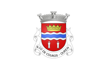 Bandera Rio de Couros