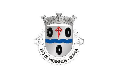 Bandera Rio de Moinhos (Borba)