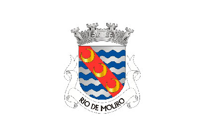 Bandera Rio de Mouro