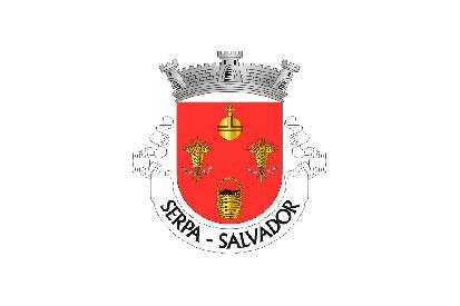 Bandera Salvador (Serpa)
