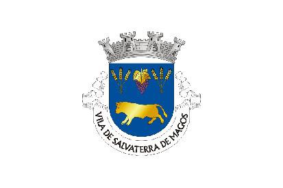 Bandera Salvaterra de Magos (freguesia)