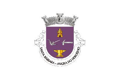 Bandera Santa Bárbara (Angra do Heroísmo)