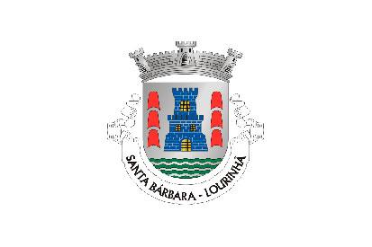Bandera Santa Bárbara (Lourinhã)