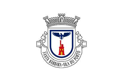 Bandera Santa Bárbara (Vila do Porto)