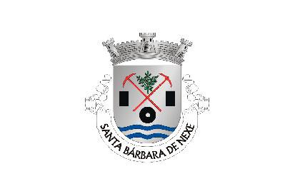 Bandera Santa Bárbara de Nexe