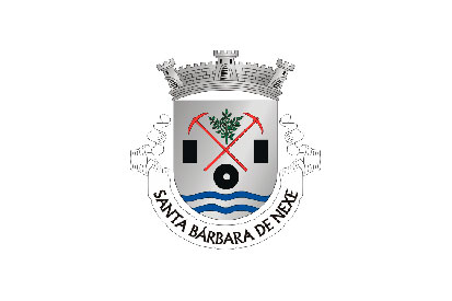 Santa Bárbara de Nexe personalizada
