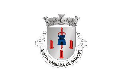 Bandera Santa Bárbara de Padrões