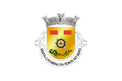 Bandera Santa Catarina da Fonte do Bispo