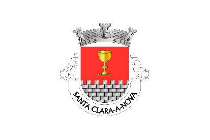 Bandera Santa Clara-a-Nova