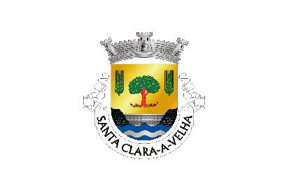 Bandera Santa Clara-a-Velha
