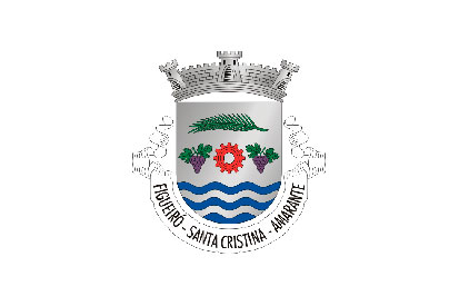 Bandera Santa Cristina de Figueiró