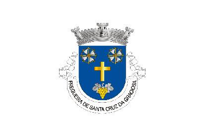 Bandera Santa Cruz da Graciosa (freguesia)