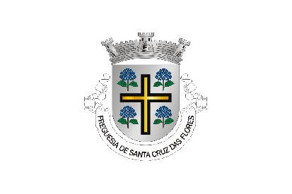 Bandera Santa Cruz das Flores (freguesia)