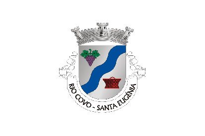 Bandera Santa Eugénia de Rio Covo