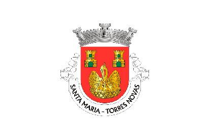 Bandera Santa Maria (Torres Novas)