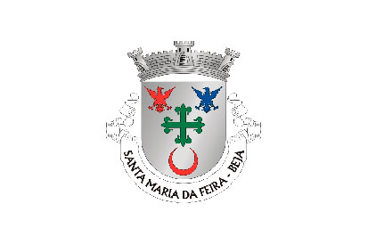 Bandera Santa Maria da Feira (Beja)