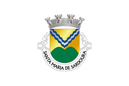 Bandera Santa Maria de Sardoura
